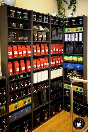 Café J'Adore  - Vente de café & thé -