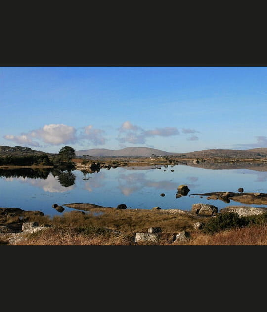 Balade irlandaise: entre rêve et légende