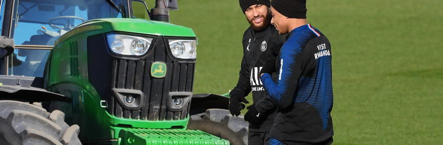 Neymar et Mbappé au secours des agriculteurs !