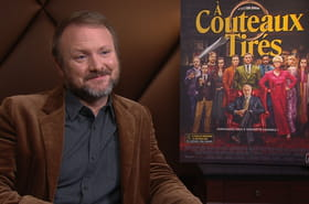 "Rian Johnson : ""J'adorerais faire d'autres polars avec Daniel Craig"" [Interview]"