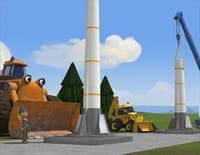 Bob le bricoleur *2015 : Le parc d'éoliennes