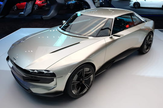 Peugeot e-Legend: la production envisagée? Les dernières infos