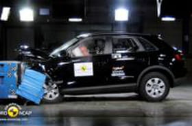 Crash-tests 2012 : les SUV, crossovers et 4x4 les plus sûrs