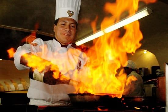 Restaurant Les Deux Sorru  - Chef -   © Ibagni