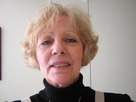 Annie Carrier Née Garcia