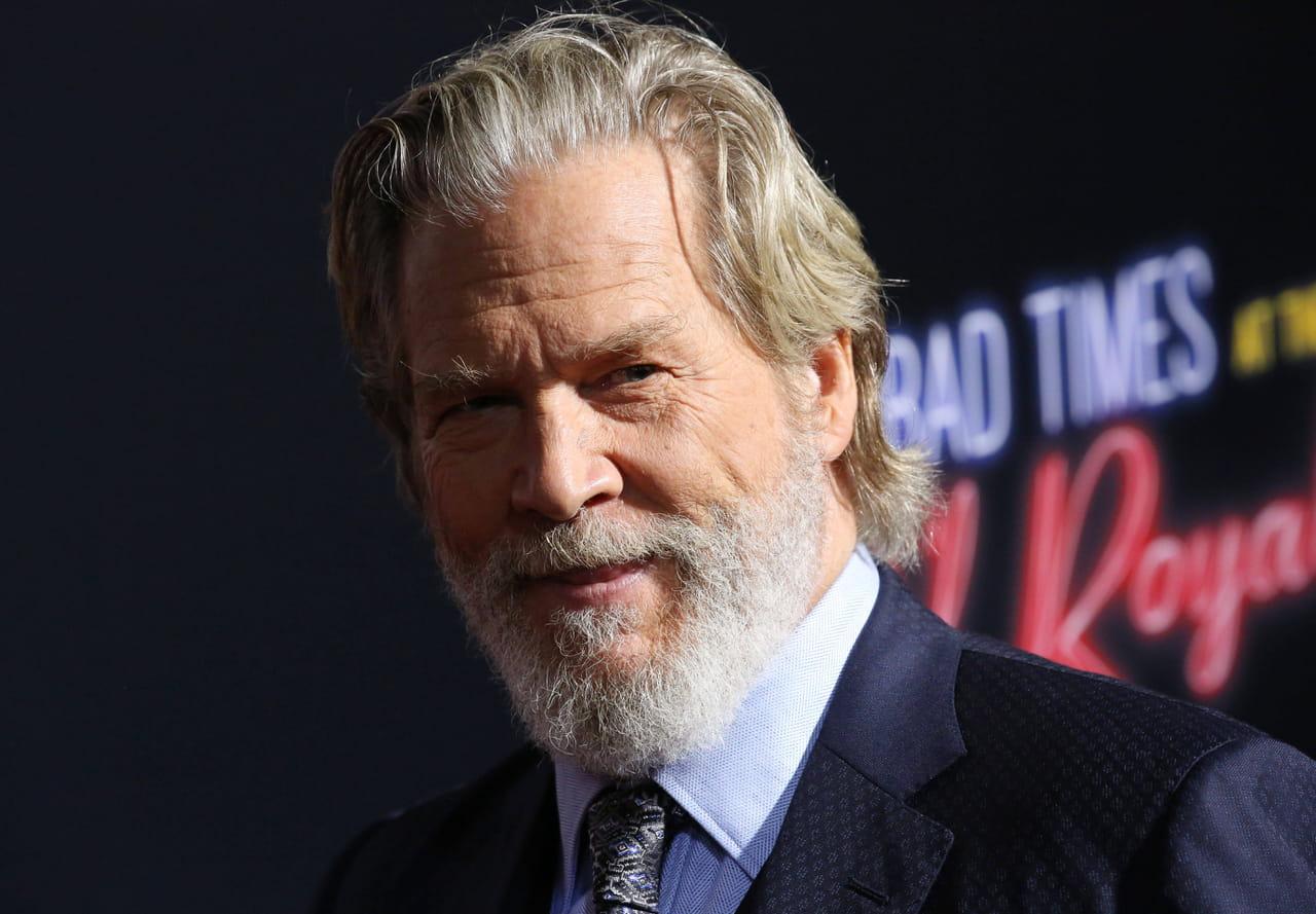 Jeff Bridges: lacteur américain annonce être atteint dun cancer