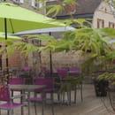 Restaurant : Le Loft  - Terrasse chauffée l'hiver -
