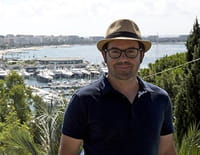 Benoît à la plage : Monaco