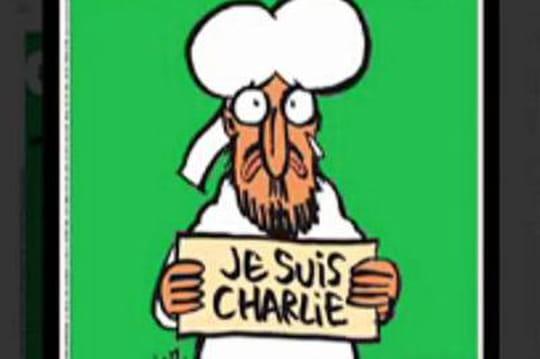 Charlie Hebdo: latête duprophète enforme desexe? Desmusulmans indignés