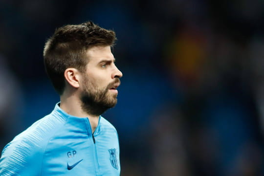Real - Barça: the interesting result of Piqué, summary and aims in a video