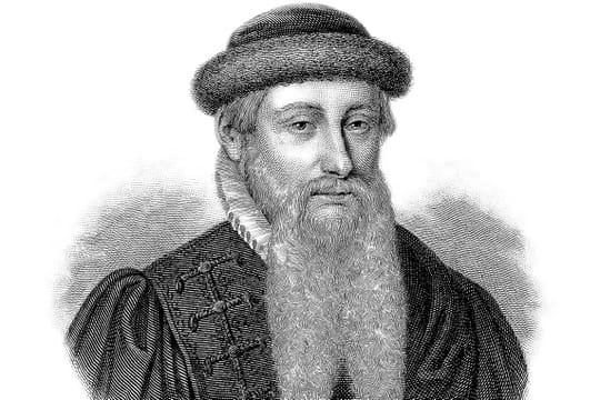 Johannes Gutenberg: vie de l'inventeur de l'imprimerie marquée par les échecs