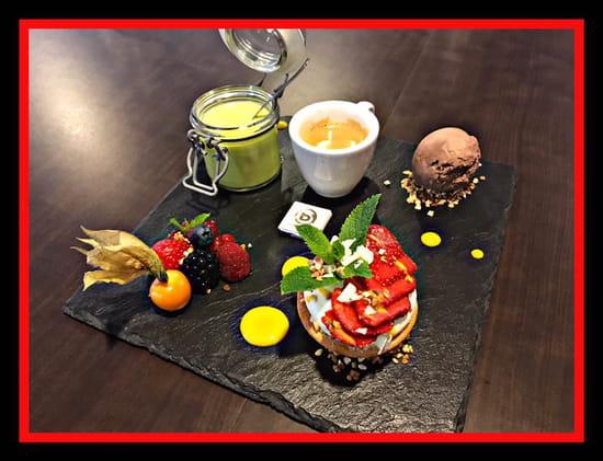 Le Bistronome restaurant Nîmes  - Café gourmand 1 -   © A