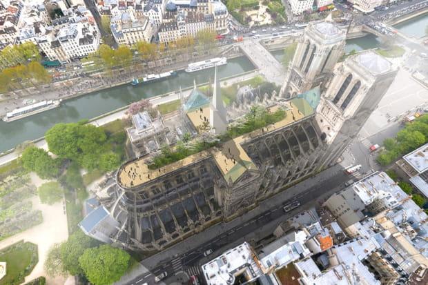 Notre-Dame de Paris: ces propositions pour la reconstruire vont vous surprendre