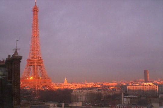 Paris depuis votre fenêtre