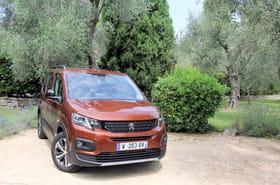 Essai Peugeot Rifter: le ludospace prend la clé des champs