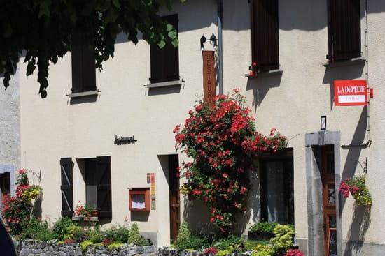 Chez Monique et Stéphane  - Façade du restaurant -   © Sanchez Monique