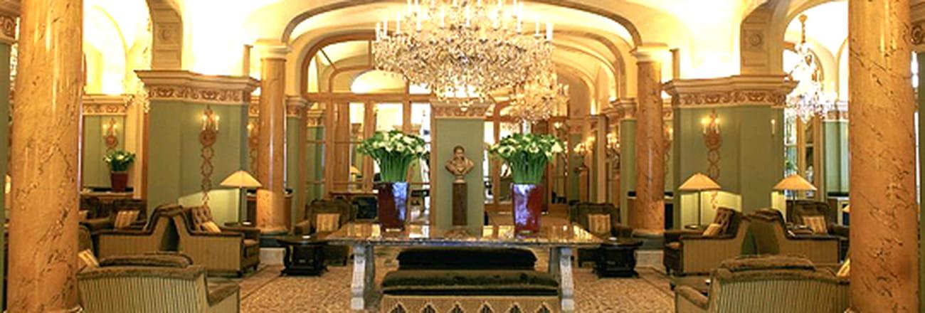 Royal Monceau: un palace aux enchères