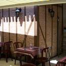 Restaurant le 8  - Terrase interieur -   © Audy Jérôme