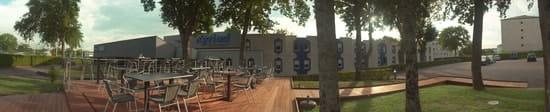 Le Karousel  - Exterieur restaurant Karousel -   © MP