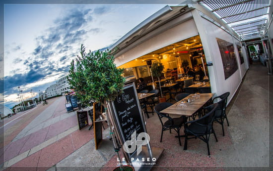 Restaurant : Le Paseo - Cocktail club & restaurant (Ex : LE SUD)  - Ambiance cosy, intime & chaleureuse -   © Le Paseo - Restaurant