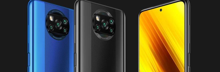 Bon plan Xiaomi: les smartphones au meilleur prix