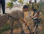 Les secouristes de la jungle