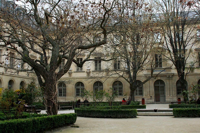 Le jardin secret de la rue d 39 ulm for Jardin secret paris