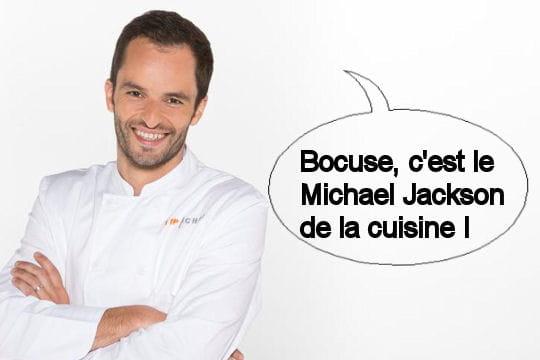 """Yoni: """"Bocuse, c'est le Michael Jackson de la cuisine"""""""