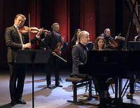 Mendelssohn : «Double concerto pour piano et violon» : Renaud Capuçon, Jean-Yves Thibaudet, The Knights