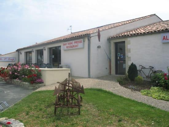 Le Saint Loup  - La facade -