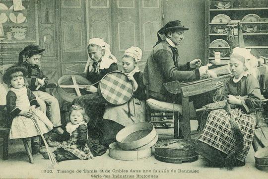 La vie artisanale au début du siècle