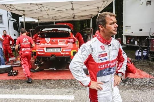 Sébastien Loeb: de retour en WRC en 2018, son calendrier chargé