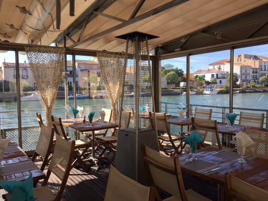 Restaurant : La Marina   © LAMARINA