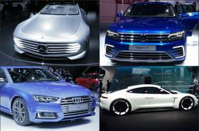 Salon de Francfort : Porsche Mission E, Audi A4, Mercedes IAA Concept, le meilleur des modèles allemands