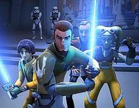 Star Wars Rebels : Toujours par deux ils vont