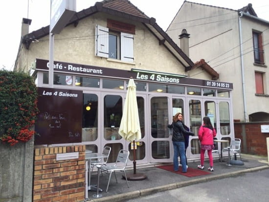 Restaurant : Les 4 Saisons