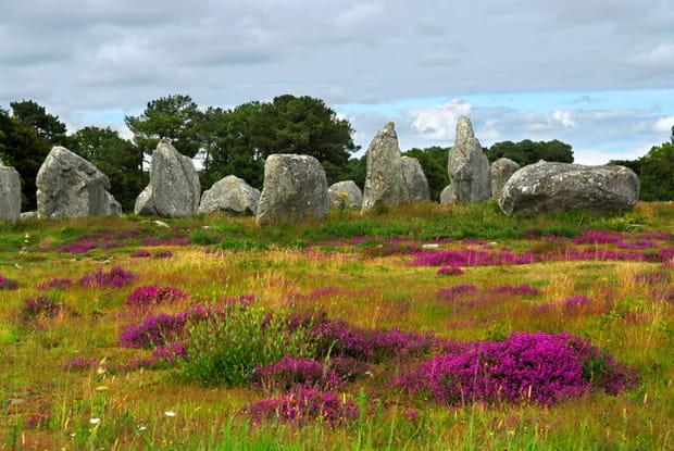 Les plus anciens monuments de France