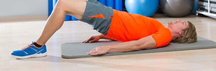 Jambes lourdes: les exercices qui font du bien