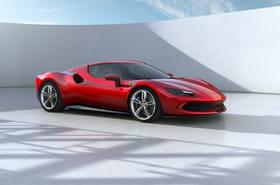 La nouvelle Ferrari 296GTB en images