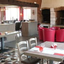 Le Mormal  - Salle cheminée -