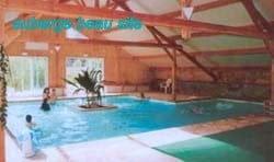 Auberge Beau Site  - piscine d'intérieure -