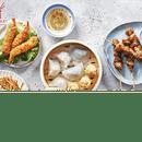Restaurant : Veng Hour - Nancy Houdemont  - Carte du Veng Hour Cora Houdemont traiteur asiatique chinois, vietnamien japonais à emporter et sur place déjeuner et diner -   © Veng Hour