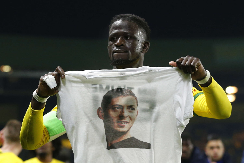 Mort d'Emiliano Sala: 1an après, un maillot hommage du FC Nantes