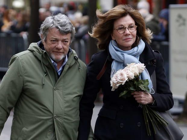 Les personnalités venues dire adieu à France Gall [Photos]