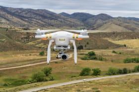 Où sont les premiers radars drones, que verbalisent-ils?