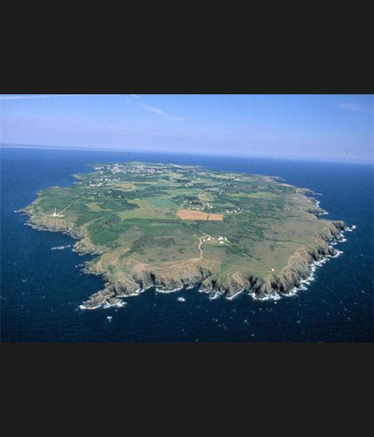 Les embruns de l'île de Groix