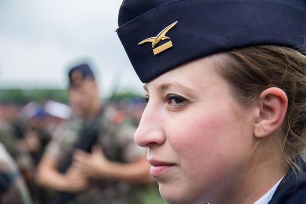 L'aigle: l'emblème de l'armée de l'air