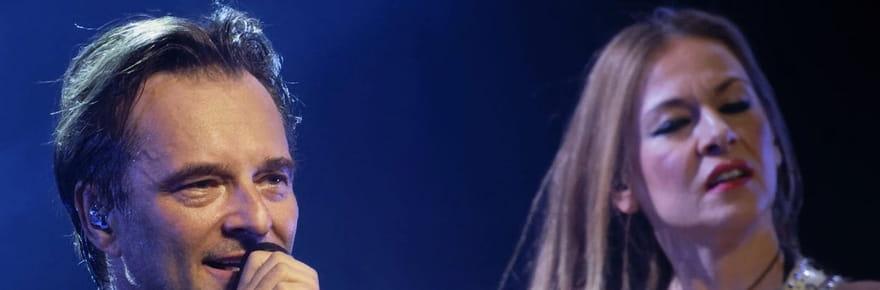 NRJ Music Awards: David Hallyday rend hommage à Johnny en chanson