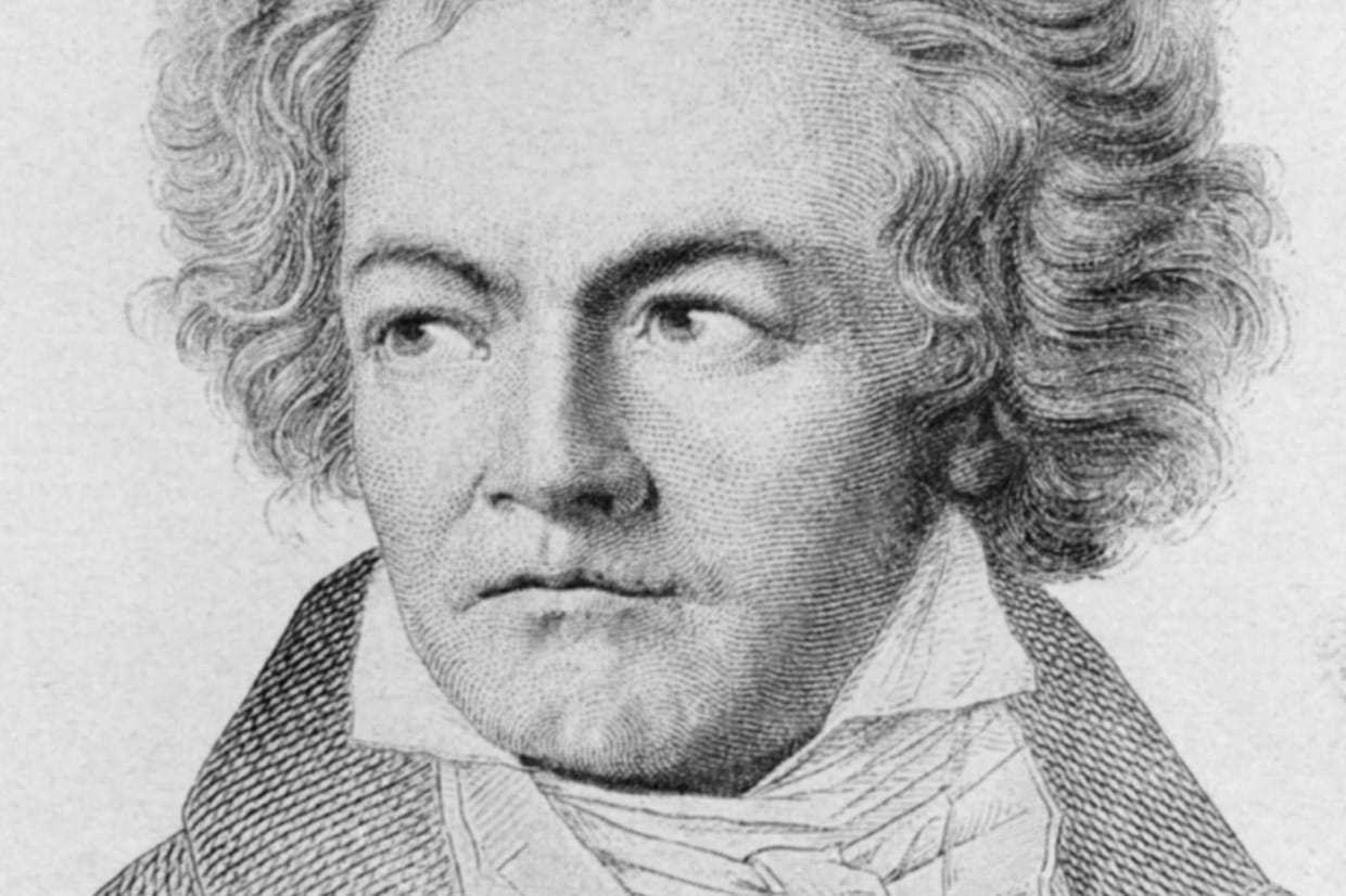 Beethoven biographie courte