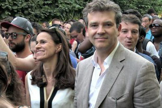 Aurélie Filippetti : Montebourg, Piketty, Saint-Sernin... Love stories médiatiques